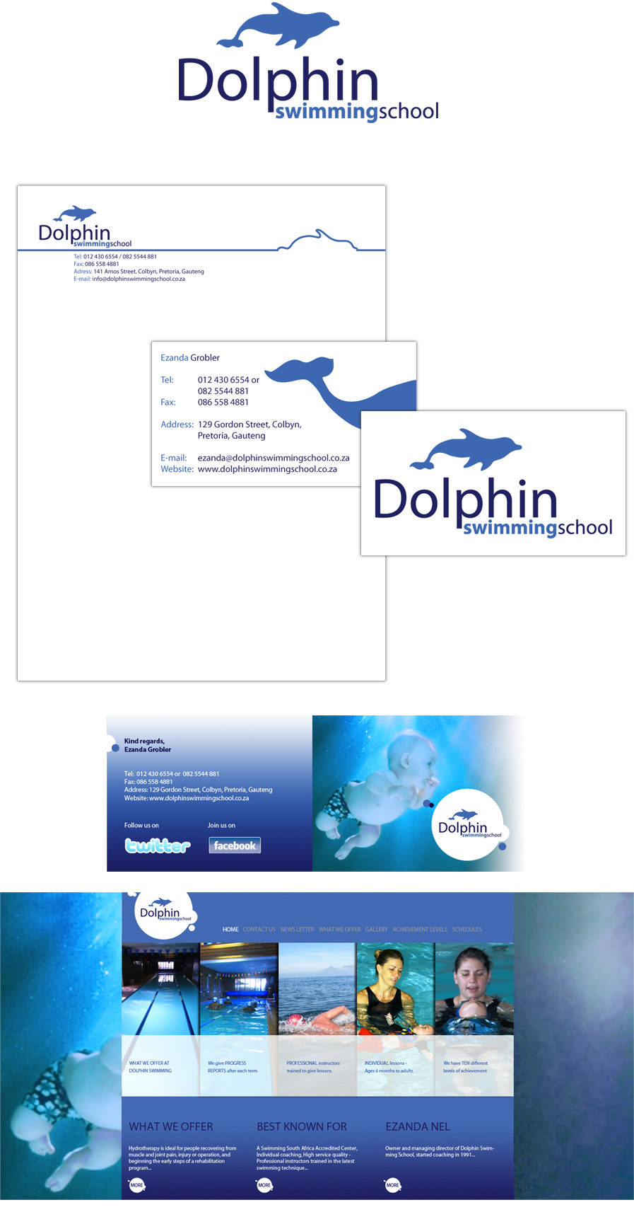 Dolphin Swimming School